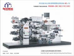 如何了解不干胶标签印刷机结构?